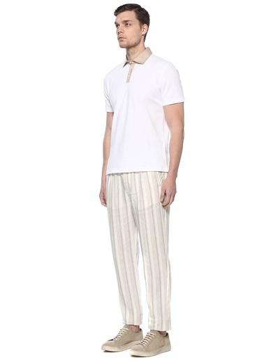Beymen Collection Pantolon Ekru